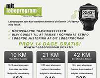 "Add for Mit-loebeprogram - ""Akti Træning"" Magazine 2013"