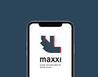 MAXXI brand design