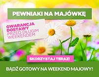 The Long Weekend 1-5 may