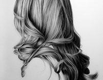 Hair Portraits