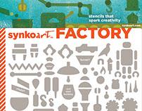 SynkoArt Stencil Design