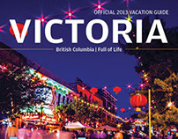 Victoria British Columbia 2013 Vacation Guide