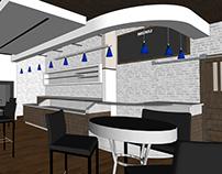 Metro Technology Center Coffee Shop