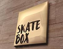 Skate Box- Skate Shop Concept