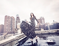 F/W '12 Campaign: Shirley Avigail