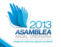 Identidad Corporativa - Asamblea Anual Ordinaria 2013