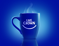 Cafe Crown - Mug
