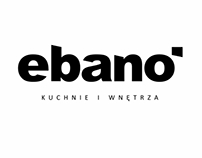 EBANO. Logo & Corporate Identity.