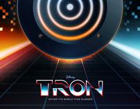 Tron: Poster trilogy