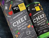 Sabonete do Chef N.21
