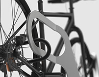 Defensive Bicycle Stand