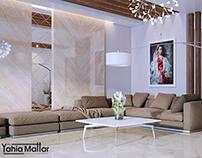 living room in Iraq