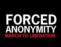 Forced Anonymity Conference Branding