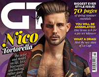 Gay Times: Nico Tortorella