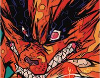 Kurama: Eye of the Son and Father