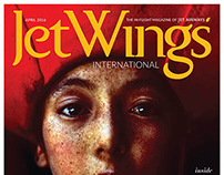 JET WINGS INTL/jet airway's inflight magazine