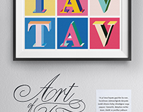 Art of TAV Campaign