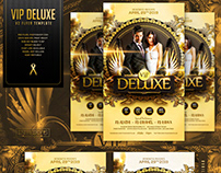 VIP Deluxe V2 Flyer Template