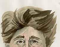 Recent Self-Portrait