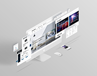 electronics online store