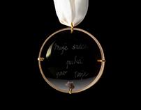 Jewelry by Hanka Polívková (collab. with Oto Skalický)