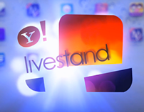 Livestand by Yahoo!