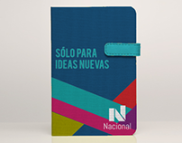 Nacional Librería Re-Branding Descarte