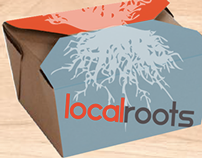 Local Roots: Food Co-Op Packaging and Branding