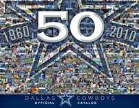 Dallas Cowboys 2010 Official Merchandise Catalog