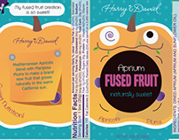 Fused Fruit Package Design