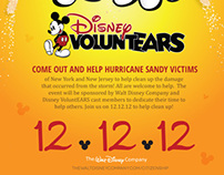 Walt Disney World VoluntEARS Project