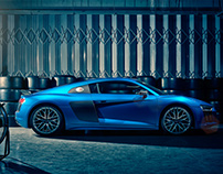 Nightride - Audi R8 V10