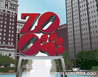 Philadelphia Zoo Transit Ads