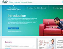 Cisco Learning Network Space (2013)