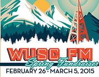 WUSC FM Spring Fundraiser