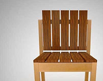 """kalapa"" chair"