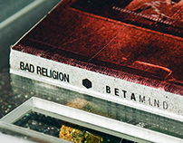 Deluxe Edition: BAD RELIGION | BetaMind