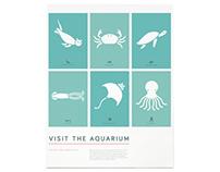 Aquarium Symbol Set