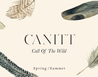 CANITT / Call of The Wild ss2017