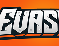 Evasion Text Logo