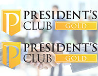 President's Club Logos