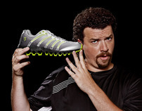 K-SWISS. KENNY POWERS CAMPAIGN.