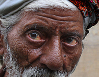 OLD MAN Portrait - Faces
