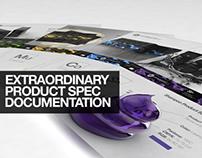 Extraordinary Packaging & Documentation