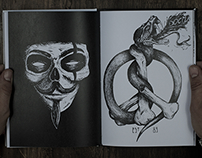 INK - Dogma Illustrations book