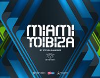 Miami To Ibiza Identity