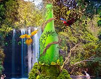 Fotomontajes Selva
