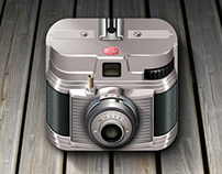 Bilora camera iOS icon