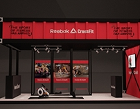 Reebok Crossfit Booth