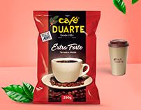 Café Duarte - Embalagem